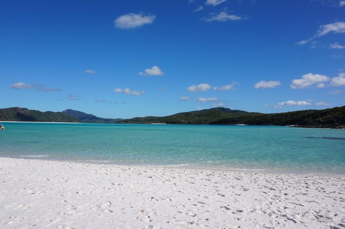 Australie - Whitsundays sailing (10)