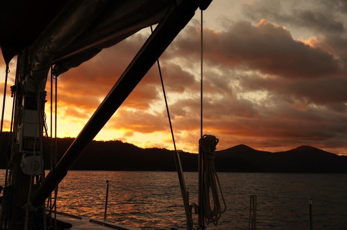 Australie - Whitsundays sailing (11)