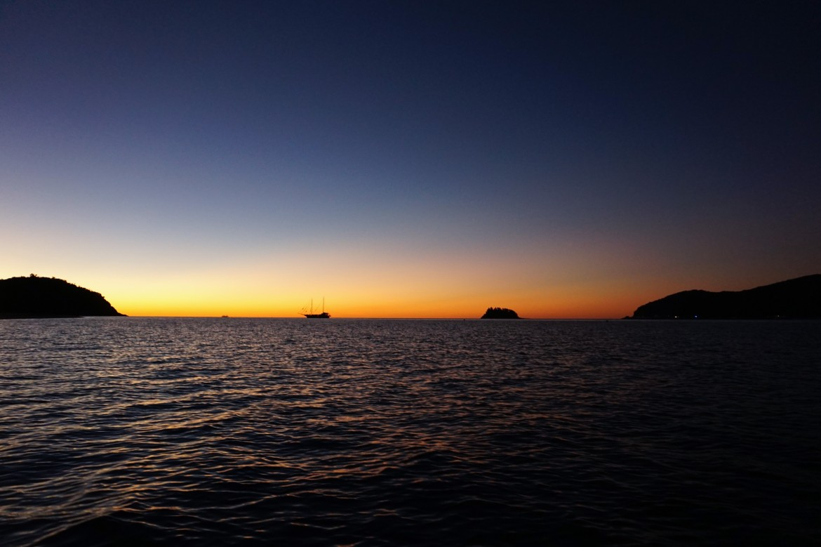 Australie - Whitsundays sailing (4)
