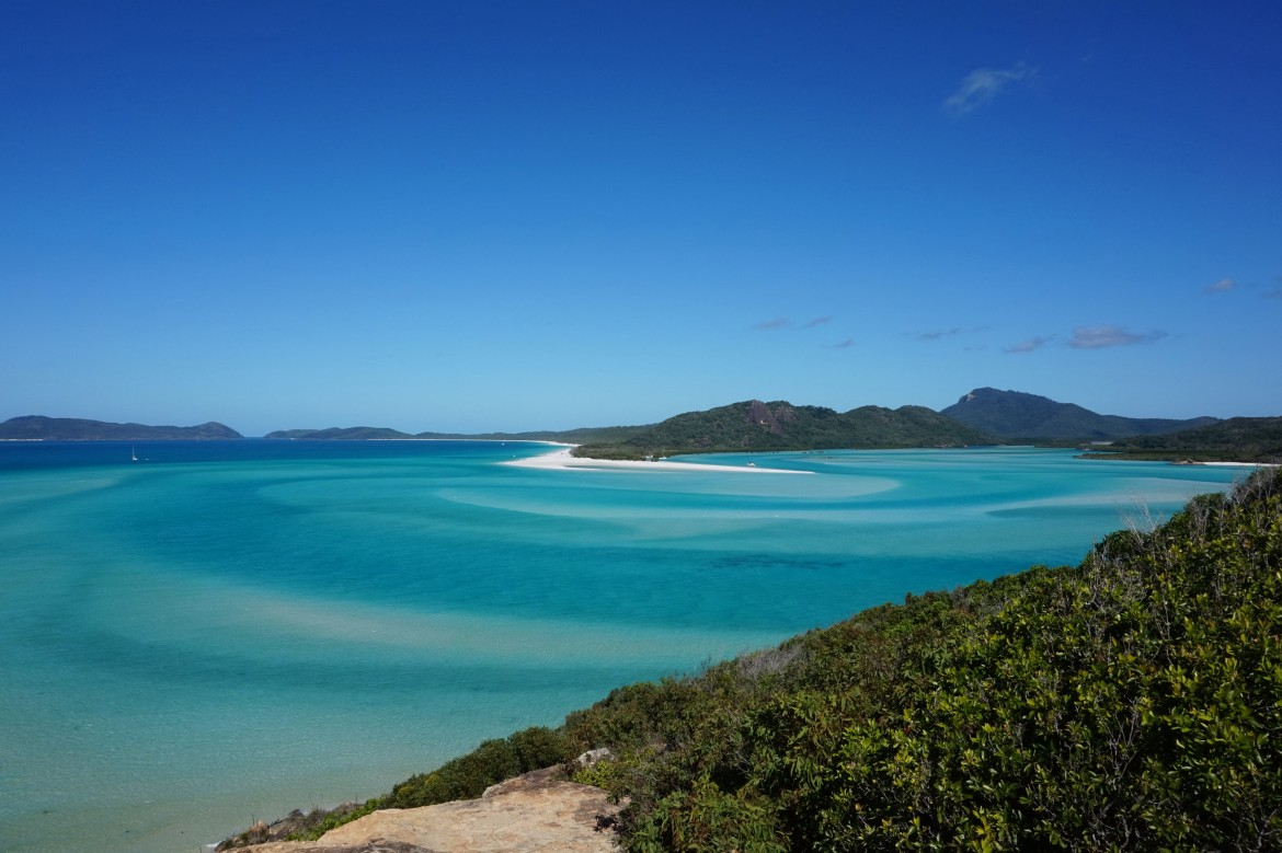 Australie - Whitsundays sailing (5)