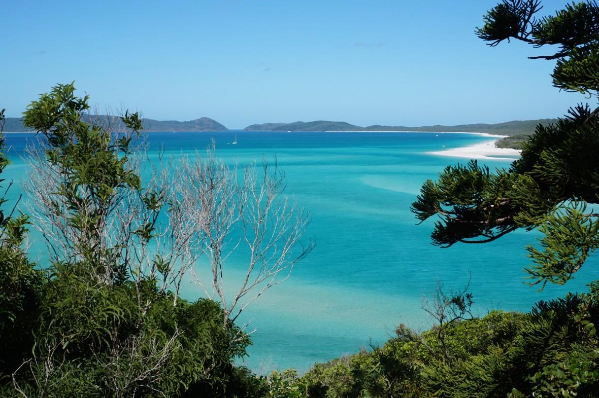 Australie - Whitsundays sailing (6)