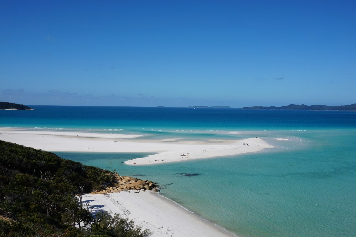 Australie - Whitsundays sailing (7)