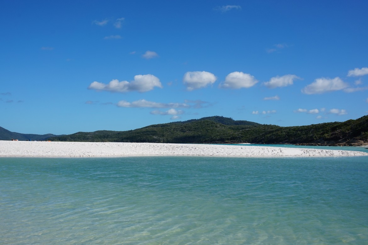 Australie - Whitsundays sailing (9)