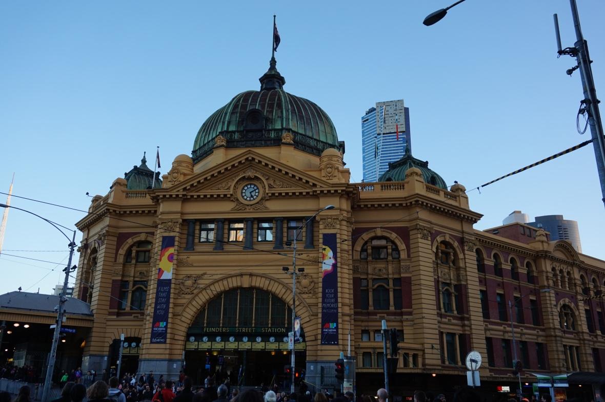 Australie - Melbourne (1)