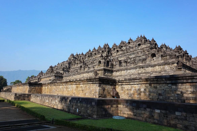Indonésie - Java - Borubudur (1)