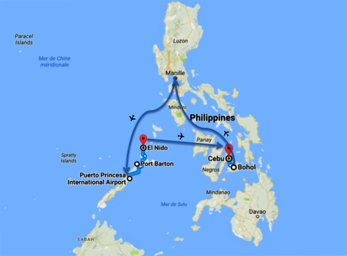 itineraire-philippines